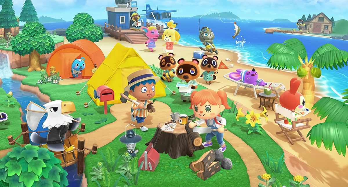 Lo vivido en Animal Crossing: New Horizons irá a un museo