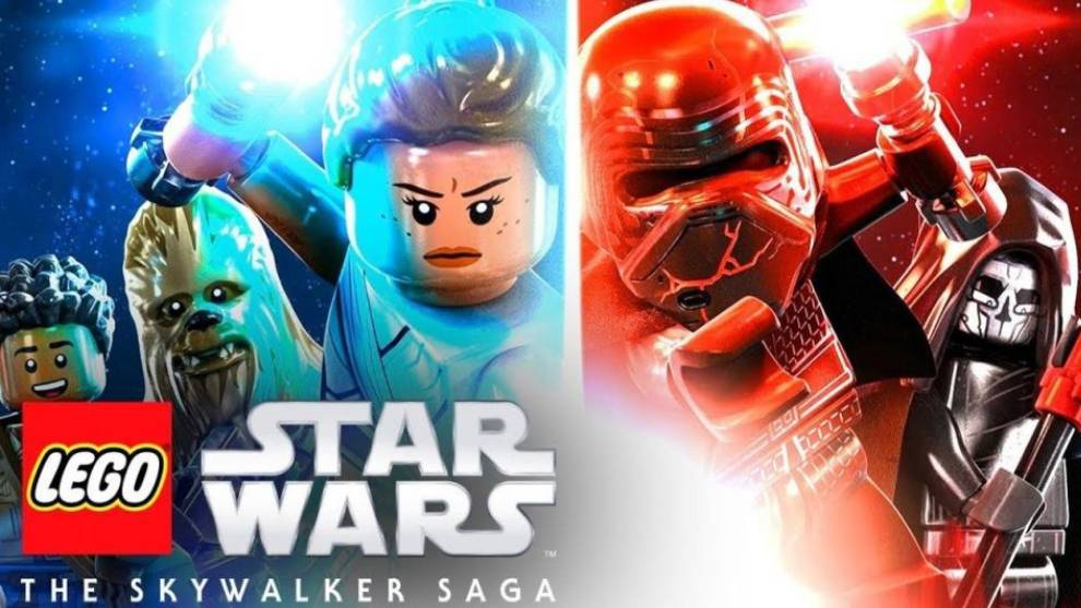 LEGO Star Wars The Skywalker
