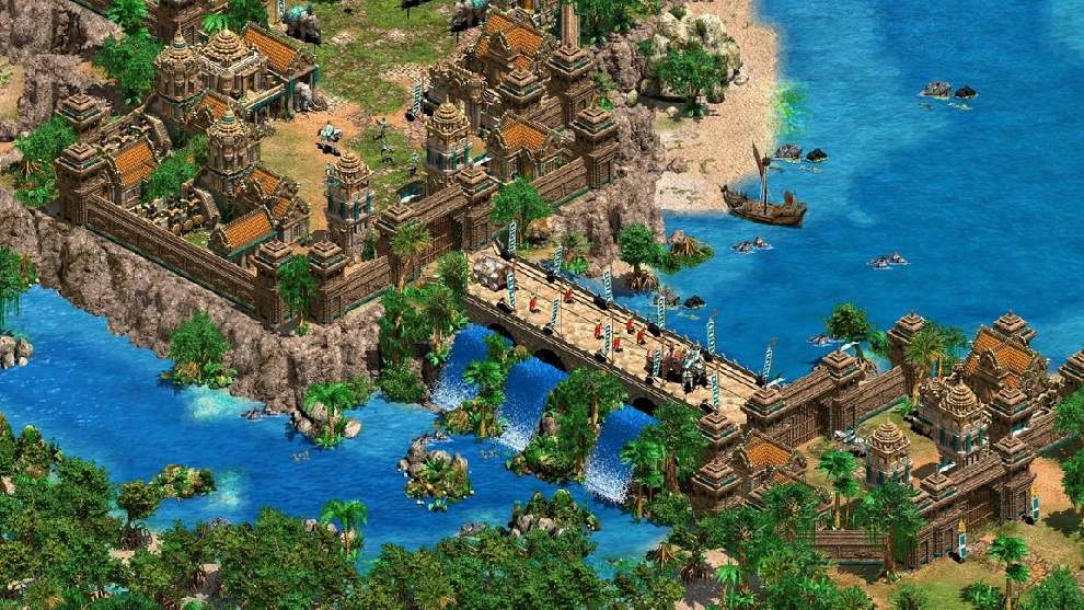 Pueblo en Age of Empires