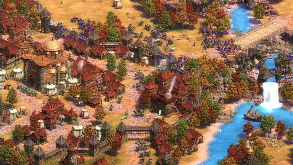 Age of empires 2 steam