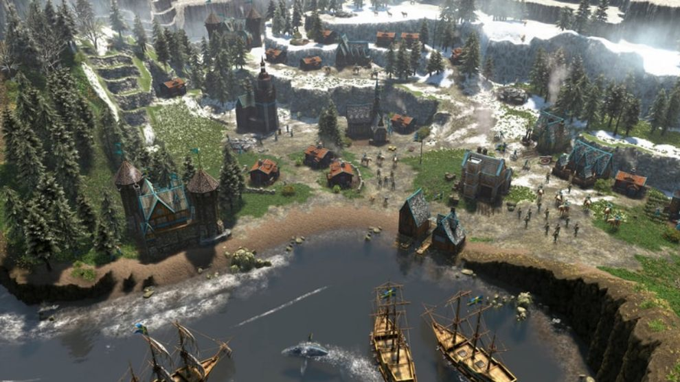 age of empires III definitive edition
