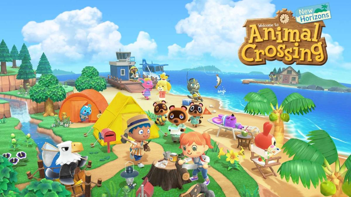Animal Crossing New Horizons rompe récord de ventas en Japón