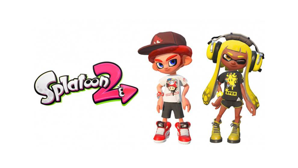 Animal Crossing, Splatoon super mario