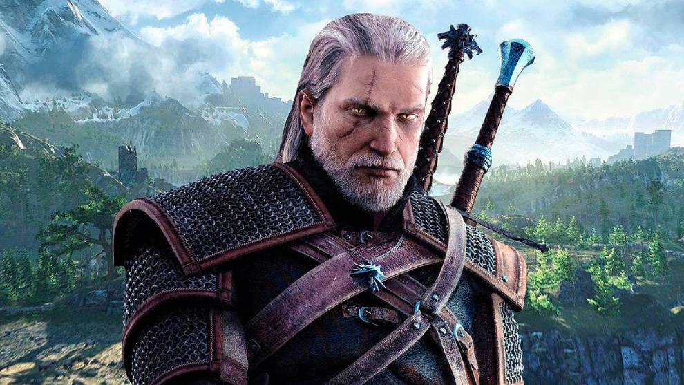 The Witcher 3 aniversario
