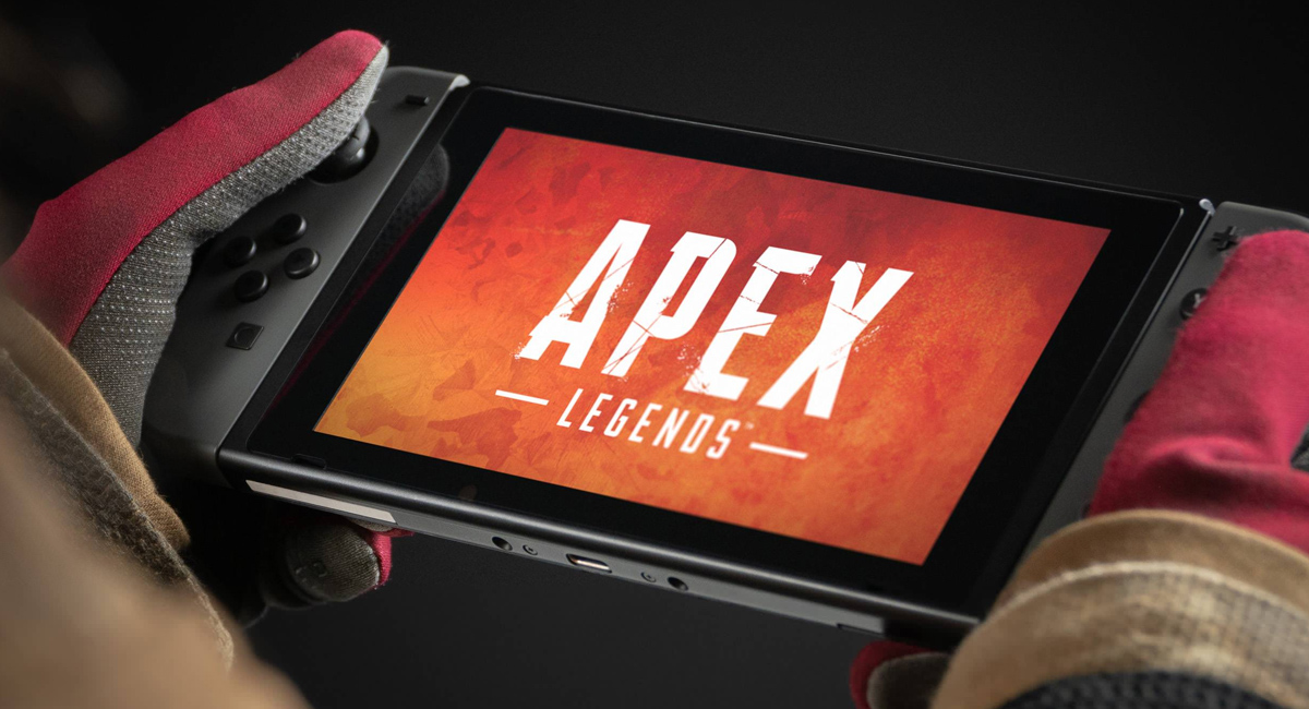 Apex Legends tendrá un gran peso de descarga para la Switch