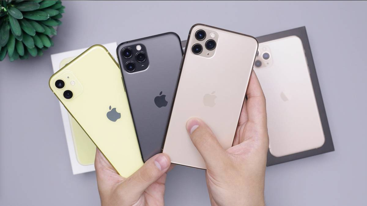Apple reemplazará los iPhone 11 que presenten fallas