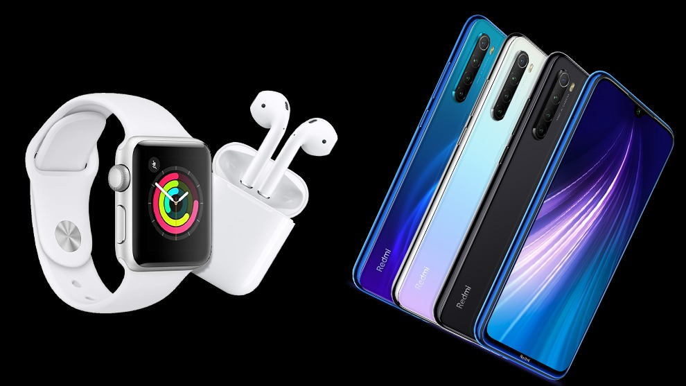 Apple Watch AirPods / TodoGamers RCN