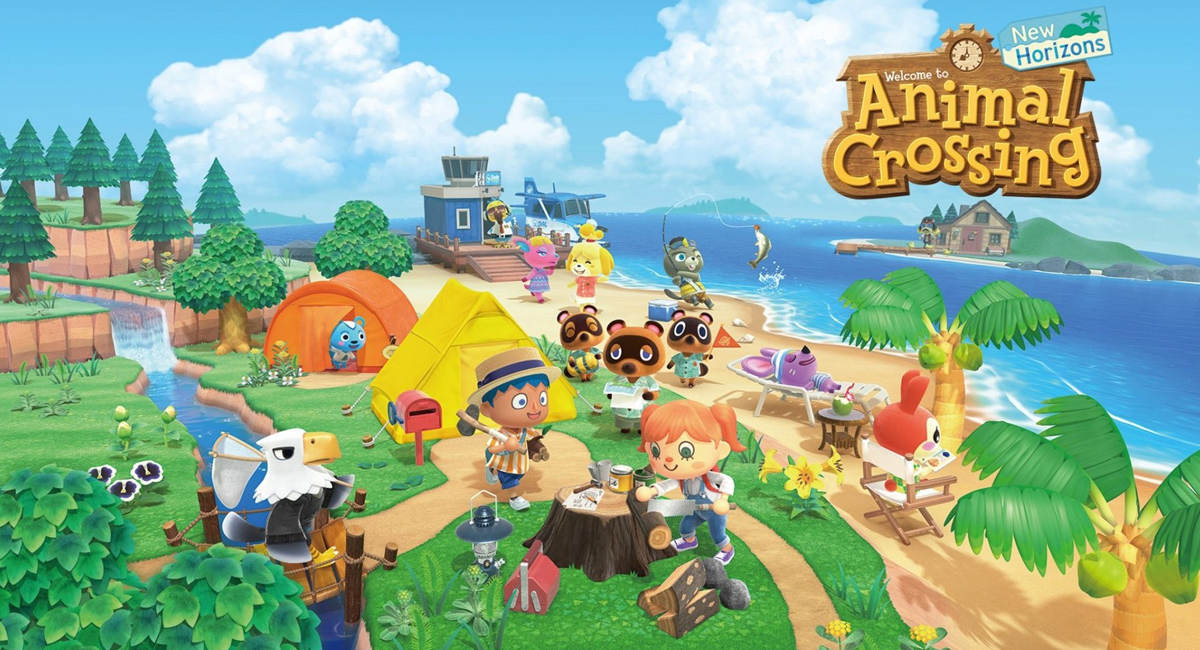 Animal Crossing: New Horizons está cerca de un récord en ventas de GTA V