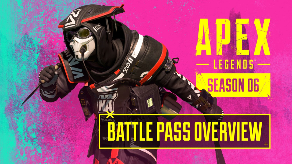 Apex Legends - A Tope temporada 6