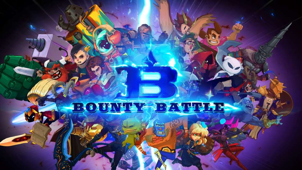 Portada de Bounty Battle