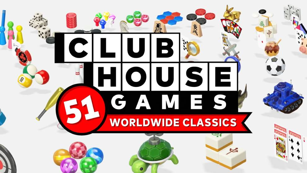 Clubhouse games logo