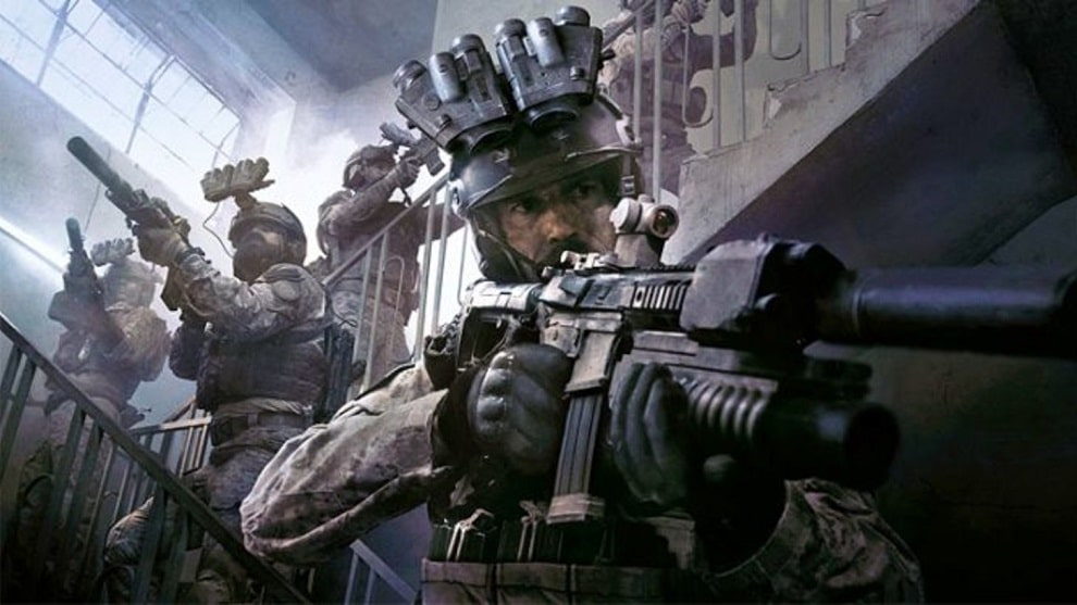 Multijugador de Call of Duty Modern Warfare estará gratis por estos días