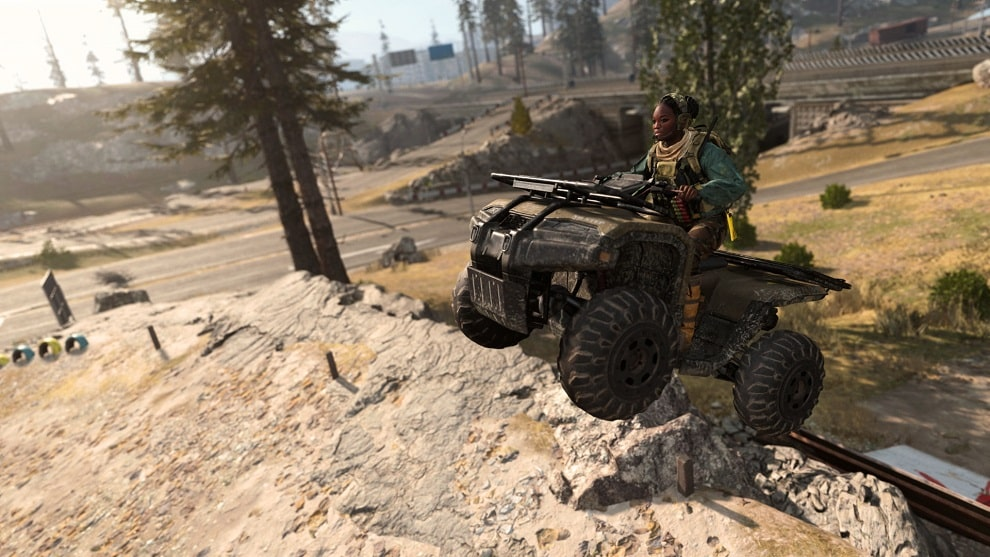 Call of Duty: Warzone elimina todos los carros por un bug