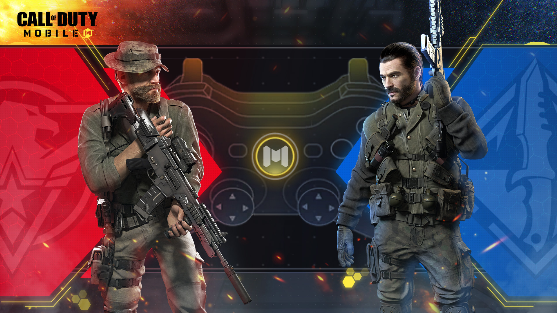 ¿Cómo usar un mando físico con Call of Duty Mobile?