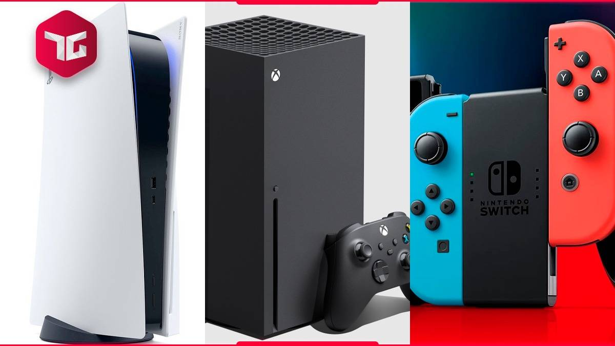 Reporte de ventas de PS5, Xbox Series y Nintendo Switch en UK