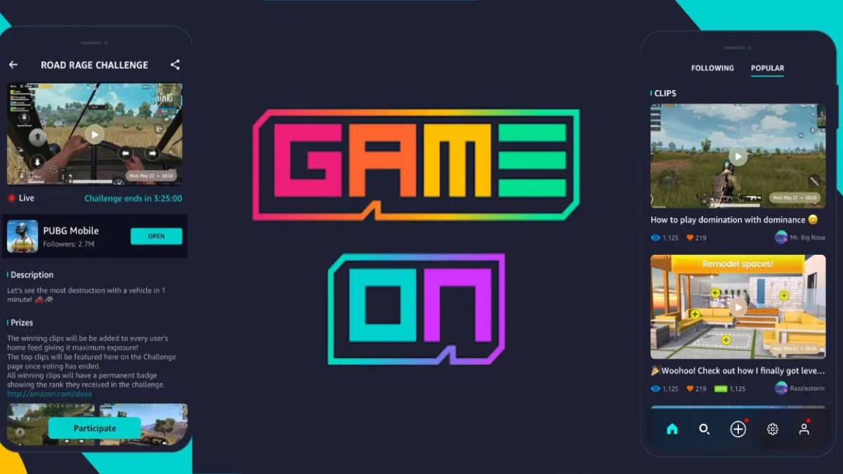 GameOn, una nueva red social