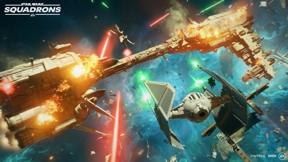 misiones star wars squadrons