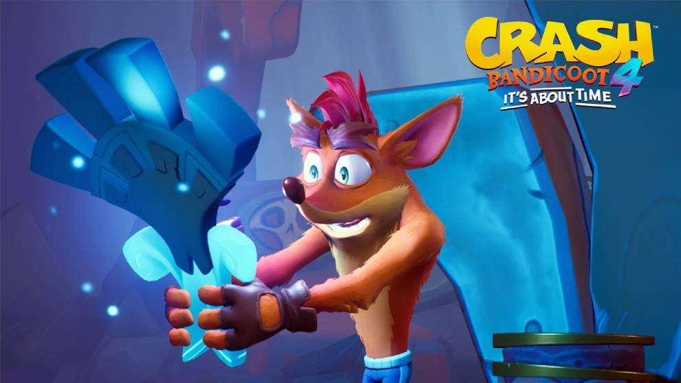 Crash bandicoot 4 demo
