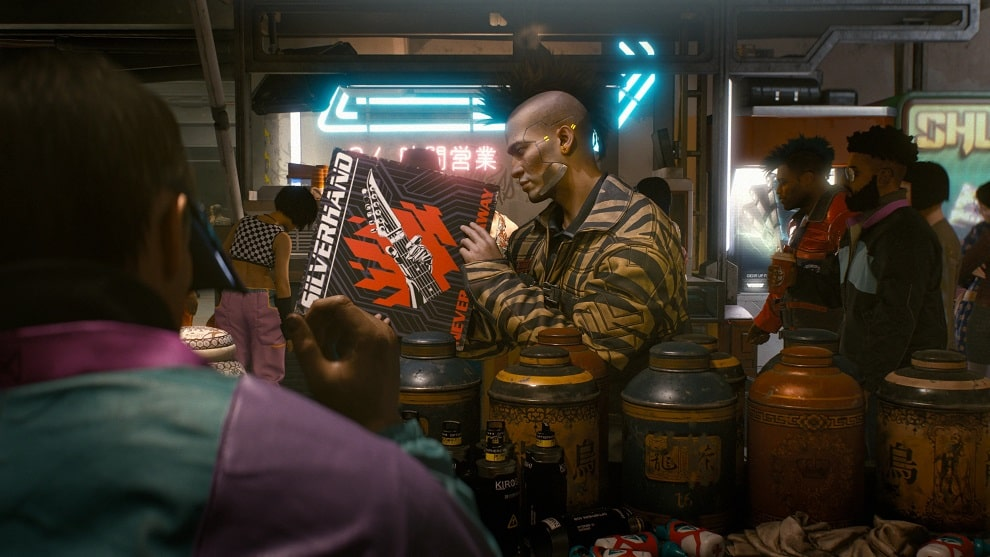 Cyberpunk 2077 no será tan largo como The Witcher 3