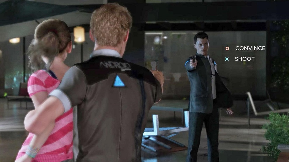 Detroit: Become Human tendrá una mecánica especial para Twitch