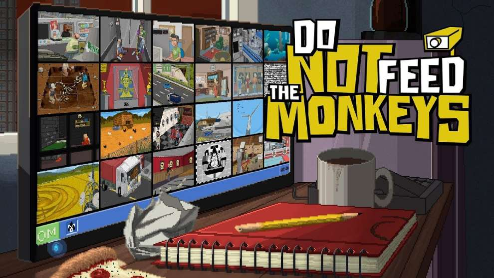 Portada de Do Not Feed Monkeys