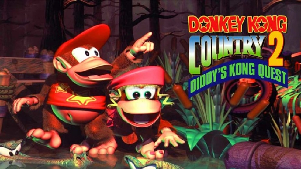 Donkey Kong Country 2 llega a Nintendo Switch Online