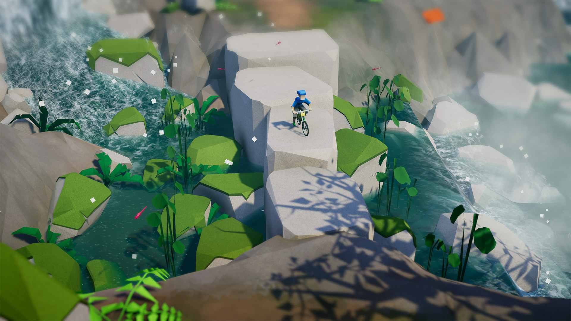 Lonely Mountains: Downhill llegará muy pronto a Nintendo Switch