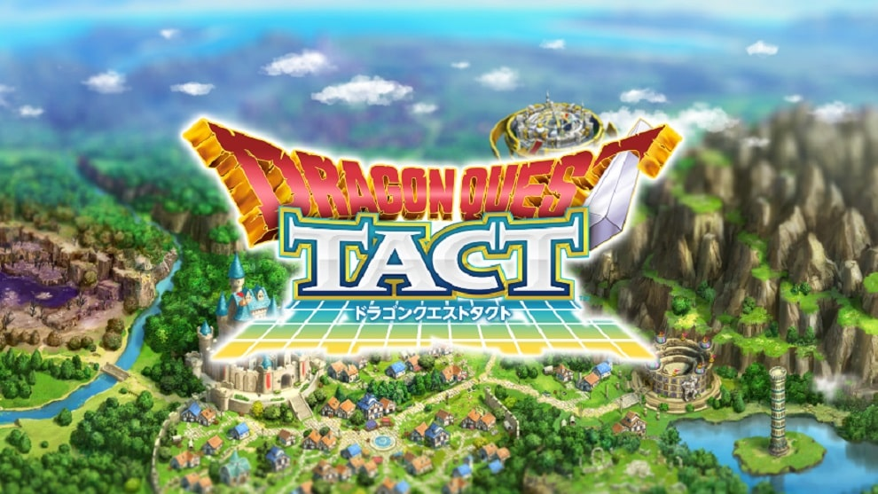 Dragon Quest Tact llegará a Occidente