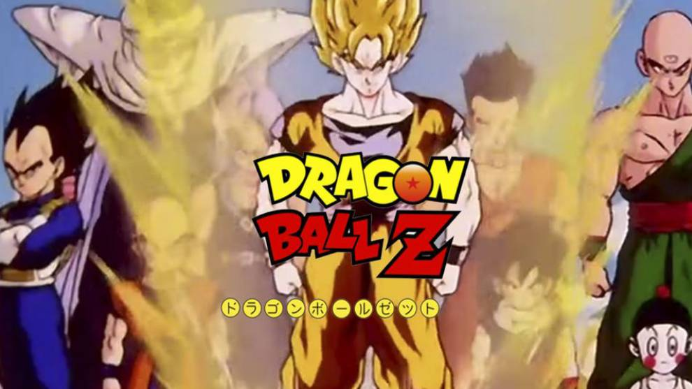Dragon ball z 31 años