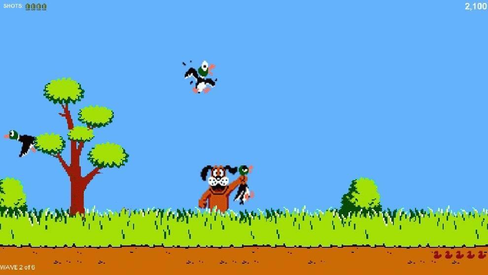 Perrito de Duck Hunter