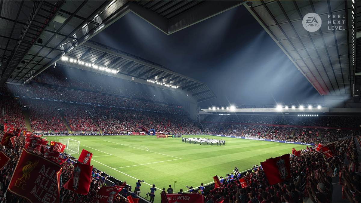 FIFA 21: Estadios llenos en PS5 y Xbox Series X