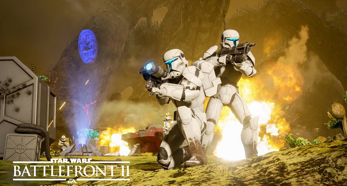 Epic Games Store regalará Star Wars Battlefront 2 la otra semana