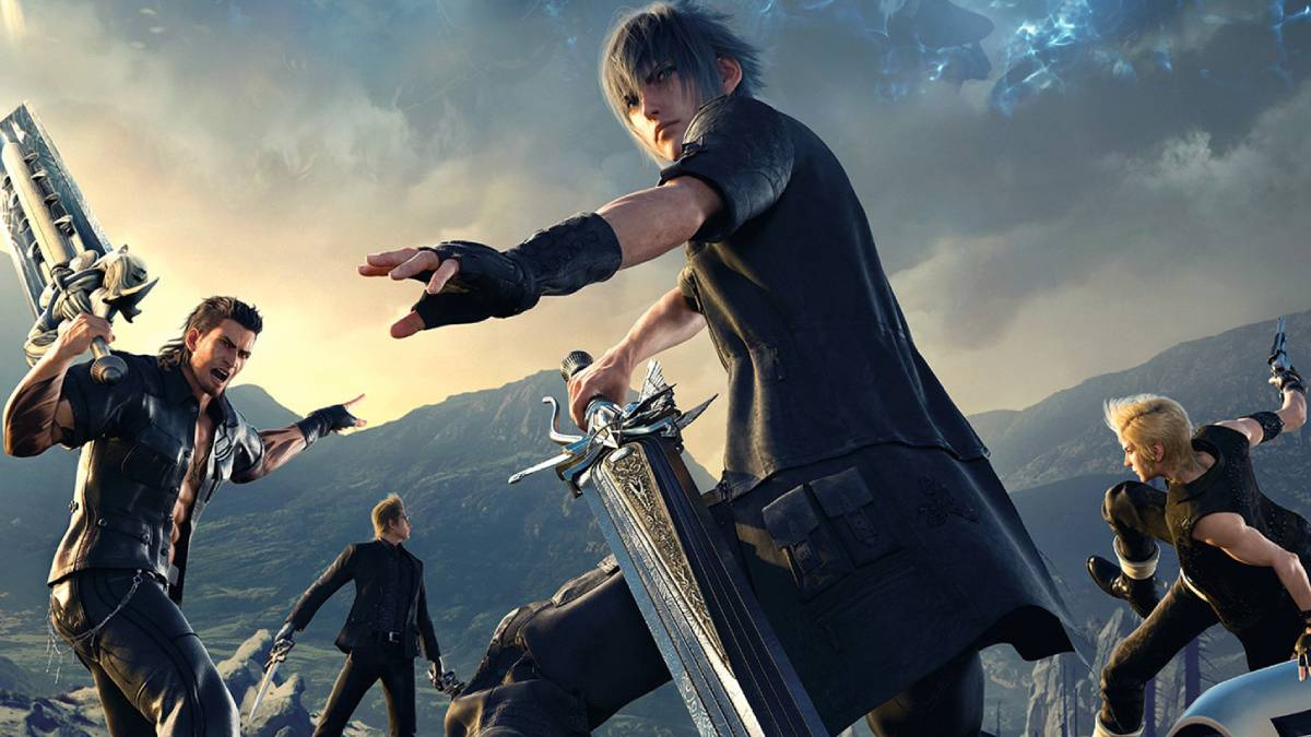 Final Fantasy XV saldrán de Game Pass