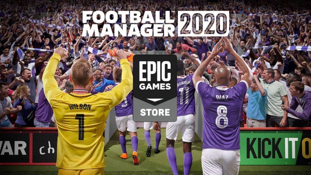 Football manager epic games