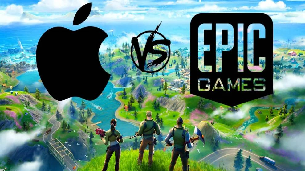 fortnite Epic Games app store
