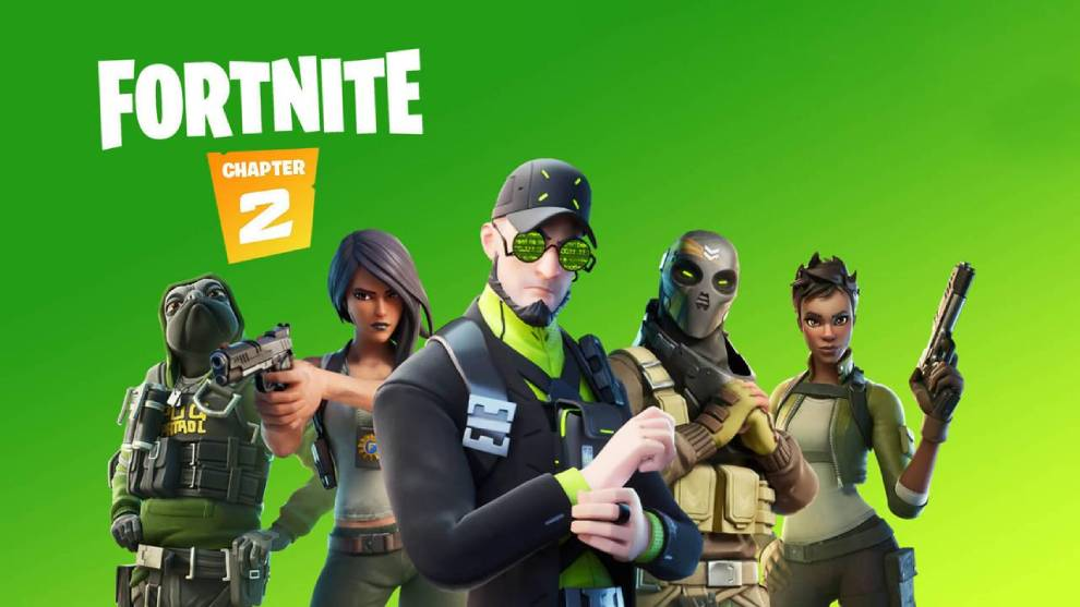 Fortnite temporada 2