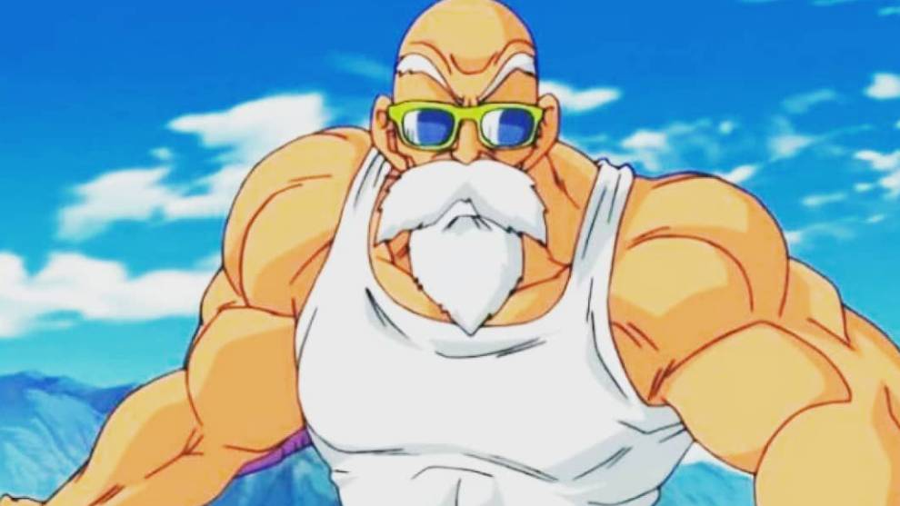 Gameplay maestro roshi