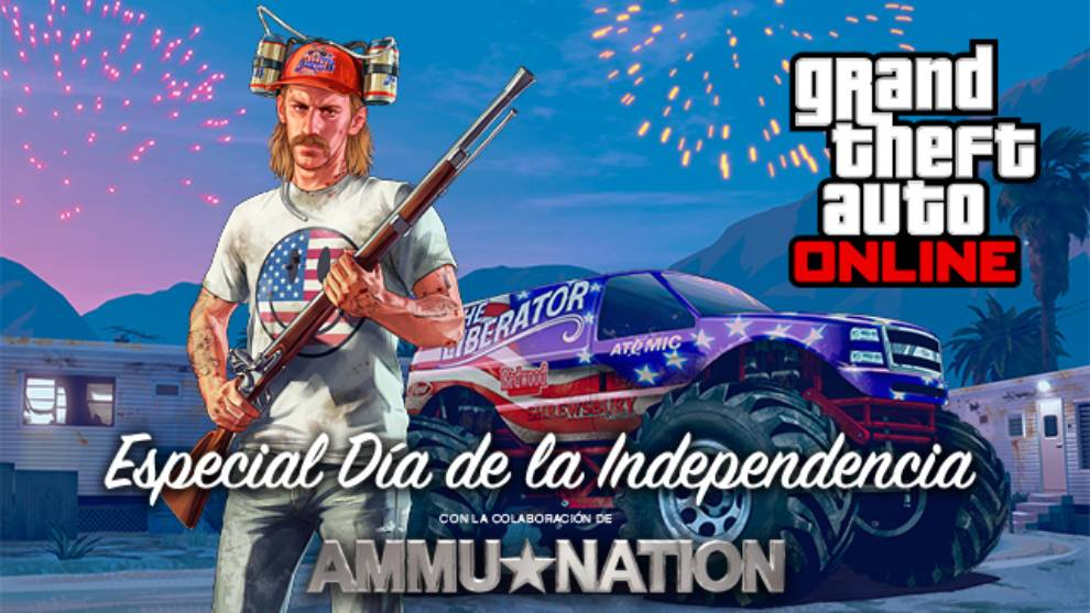 GTA día de la independencia