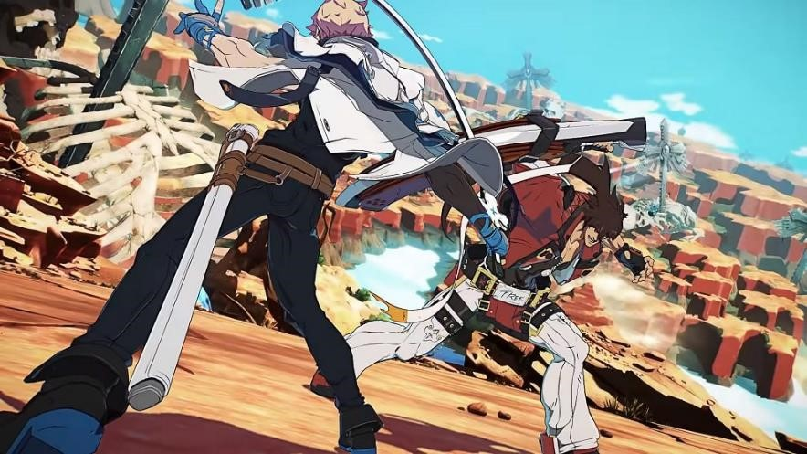 Guilty Gear Strive confirmado para PS5