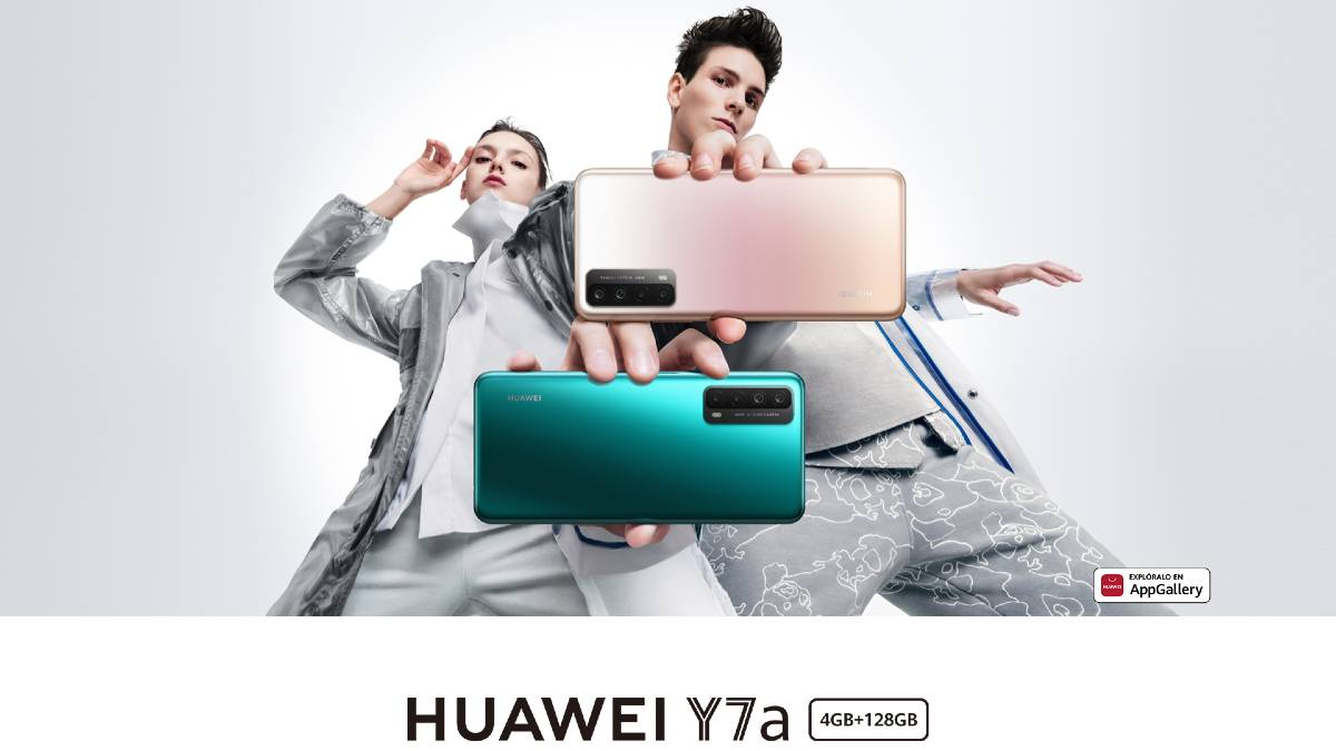 huawei y7a colombia