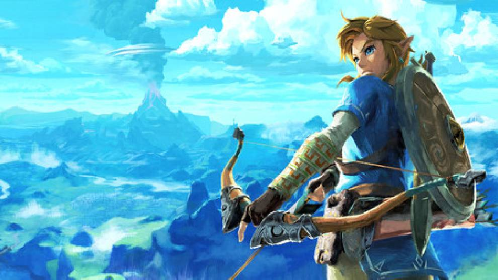 Personaje principal de Legend of Zelda: Breathe of the Wild