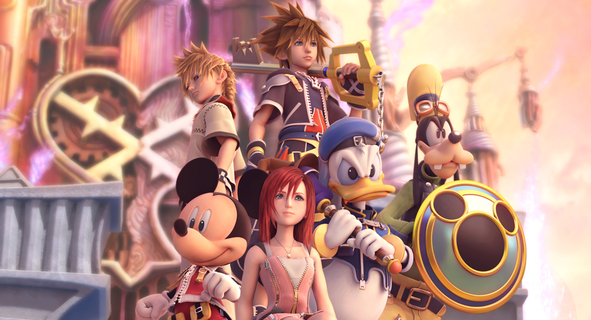 Kingdom Hearts llegará a PC a través de Epic Games Store