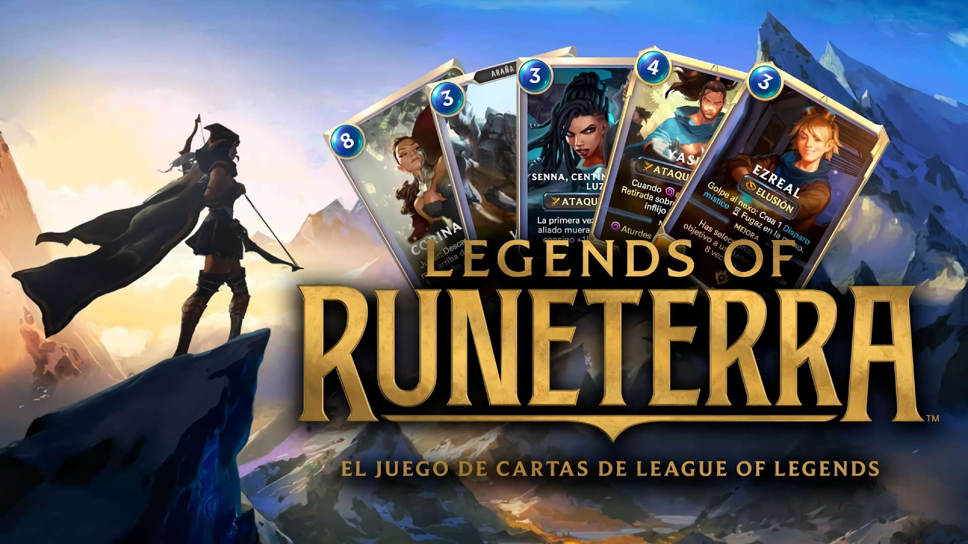 Ya puedes probar la beta de Legends of Runeterra, el esperado juego de cartas de League of Legends