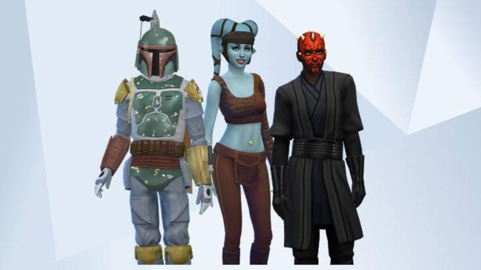 Los sims star wars