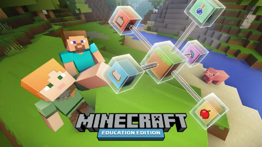 Miencraft: Education Edition portada