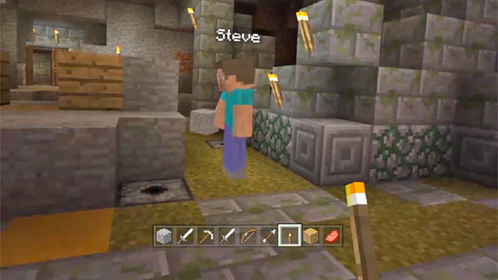 Minecraft llegará a PlayStation VR
