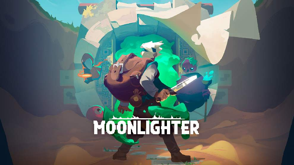 Portada de Moonllighter