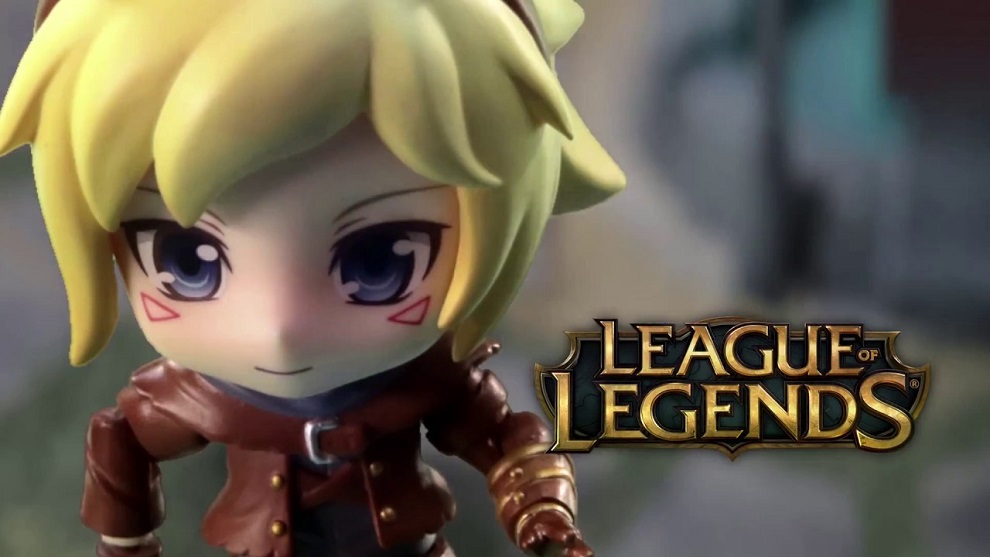 Anuncian nuevo Nendoroid oficial de League of Legends