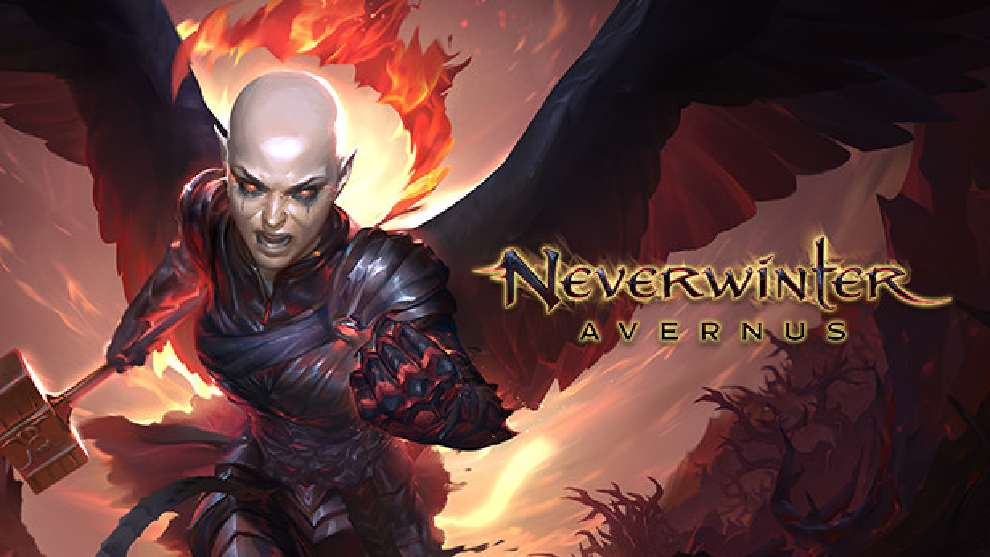 Portada de Neverwinter