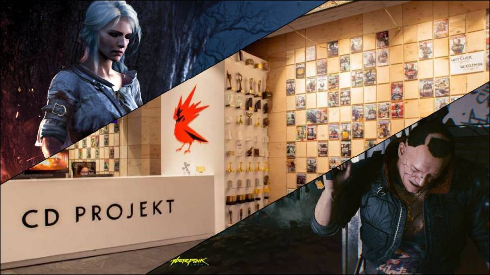 Oficinas CD Projekt red